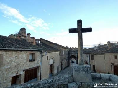 Enebral y Ermita Hornuez;Villa Maderuelo;actividades aire libre visitas cerca de madrid el salto del